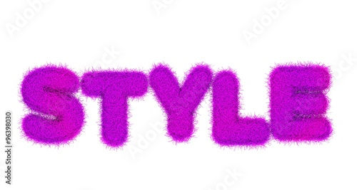 """""""Style title"""" Fotos de archivo e imágenes libres de derechos en Fotolia.com - Imagen 96398030"""