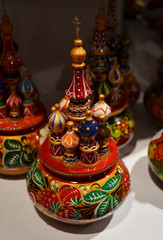 Russian wooden gifts