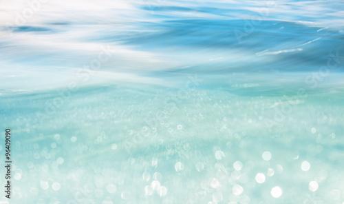 Fototapete Bokah Wave