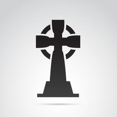 Cross VECTOR icon.