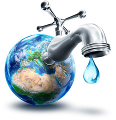 concept of water conservation in Europe and Africa