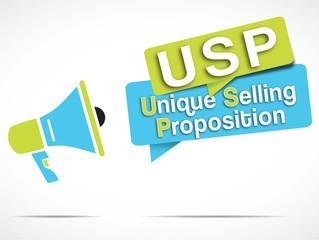 megaphone : USP