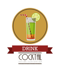 fresh cocktail design