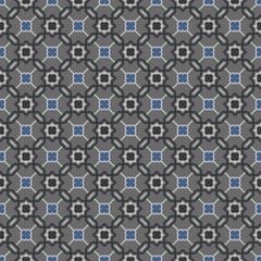 Seamless background image of vintage polygon star shape geometry pattern.