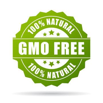 Gmo free product icon