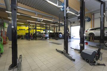Garage Mechanics