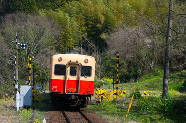 Kominato railway,chiba(prefectures),tourism of japan
