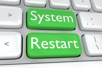 System Restart concept