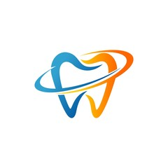 Dentist logo Vector Template
