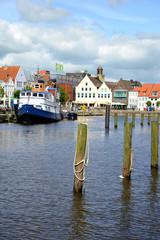 Hafen von Husum - Nordfriesland
