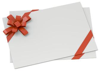 Greeting Card - 3D