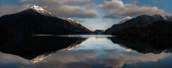 Doubtful Sound, New Zealand.