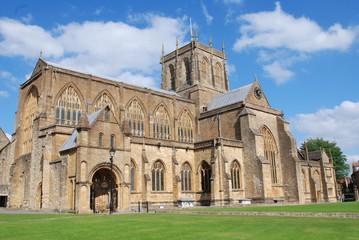 Sherborne Abbey, Dorset,England