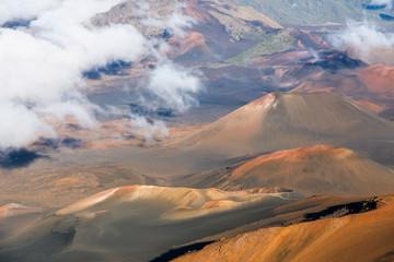 Haleakala crater, Maui Hawaii