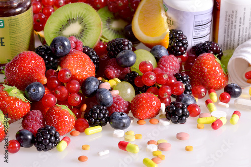 fructose food table
