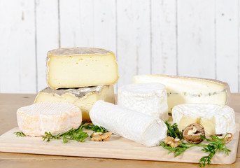 different french cheeses