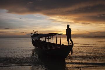 Tourist Boat Skipper