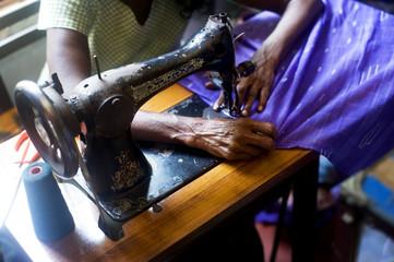 Sri Lankan tailor