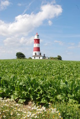 Happisburgh Lighthouse,Norolk,England