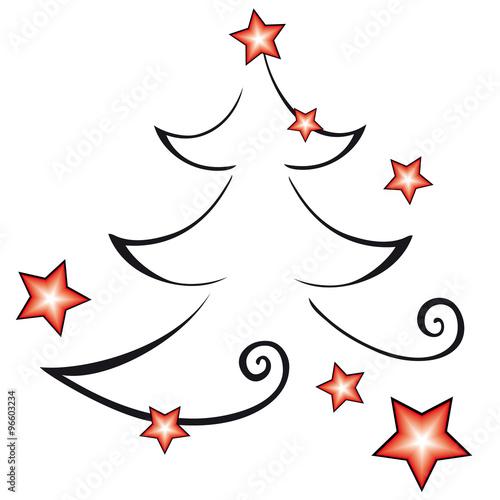 dynamischer weihnachtsbaum stockfotos und lizenzfreie. Black Bedroom Furniture Sets. Home Design Ideas