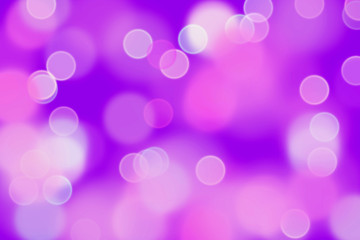 Abstract background with colored circles