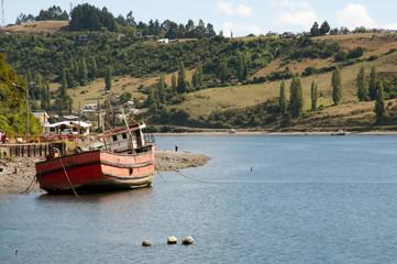 Castro Bay - Chile
