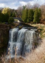 Beautiful Webster's falls