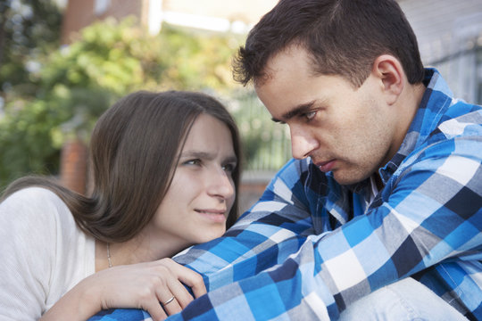 conflict in young family