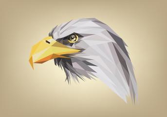 Aquila Low Poly
