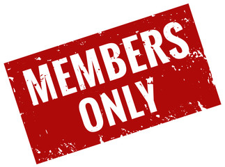 Image result for members only