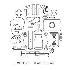 medecine, health, care
