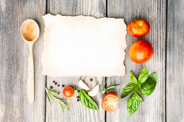The Italian recipe