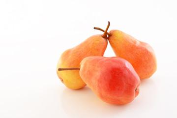 新鮮な洋梨