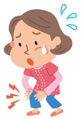 リウマチ 関節痛 女性