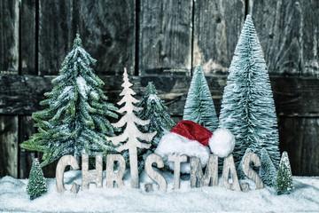 Christmas Postkarte