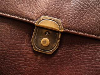 Background Image of genuine leather