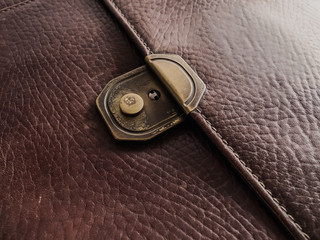 Background Image of genuine leather