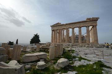 Partenone - Acropoli - Atene - Grecia