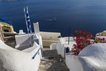 Saling Santorini