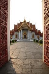 Tür zum Tempel, Bangkok
