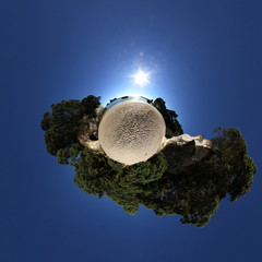 Cathedral Cove @ 360°