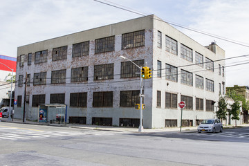 Empty Warehouse in Queens