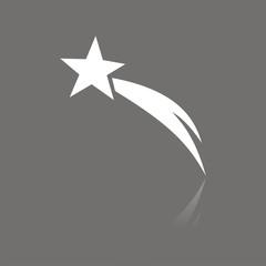 Icono Estrella de Navidad FO REFLEJO