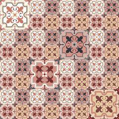 Retro Floor Tiles patern