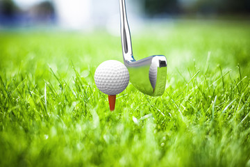 Game in a golf