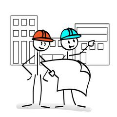 Baustelle,Plannung,Architekt