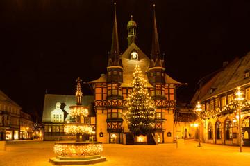 Weihnachten in Wernigerode