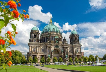 Wall Mural - Berlin Cathedral, Berliner Dom, Germany