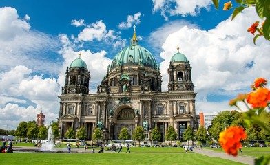 Berlin Cathedral, Berliner Dom, Germany