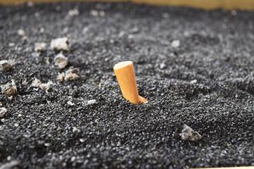 タバコの吸殻